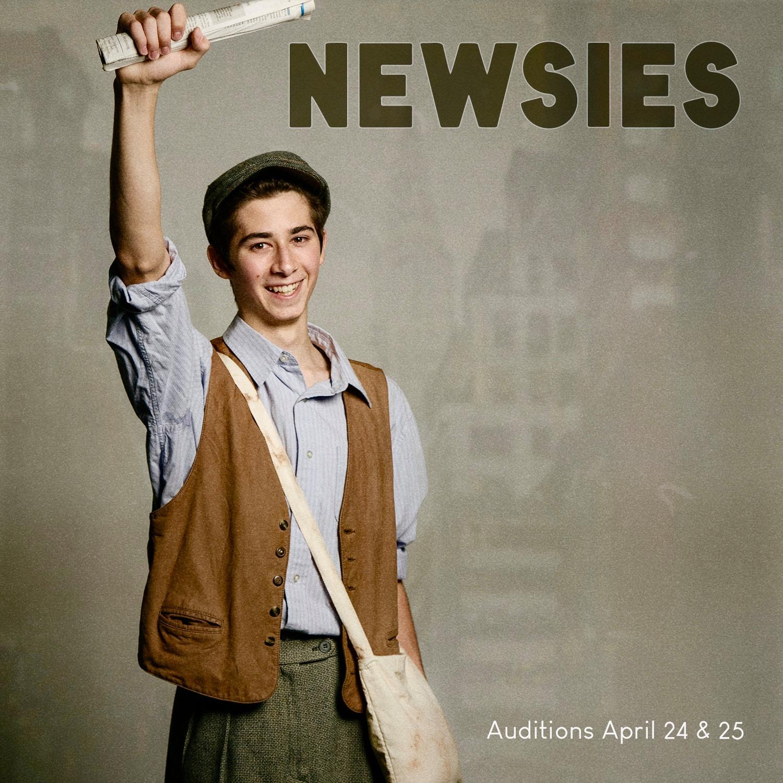 Newsies, Shine