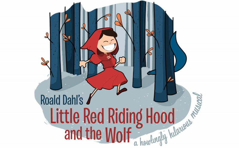 Roald Dahls Little Red Riding Hood And The Wolf Dfwchild