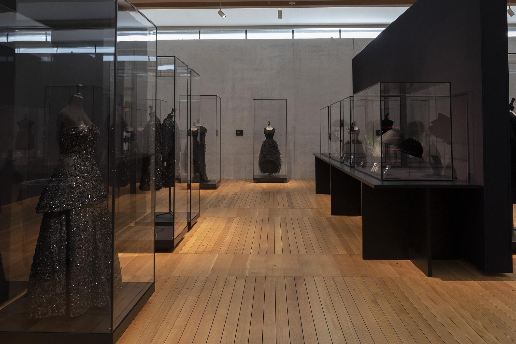 Balenciaga in Black Debuts at The