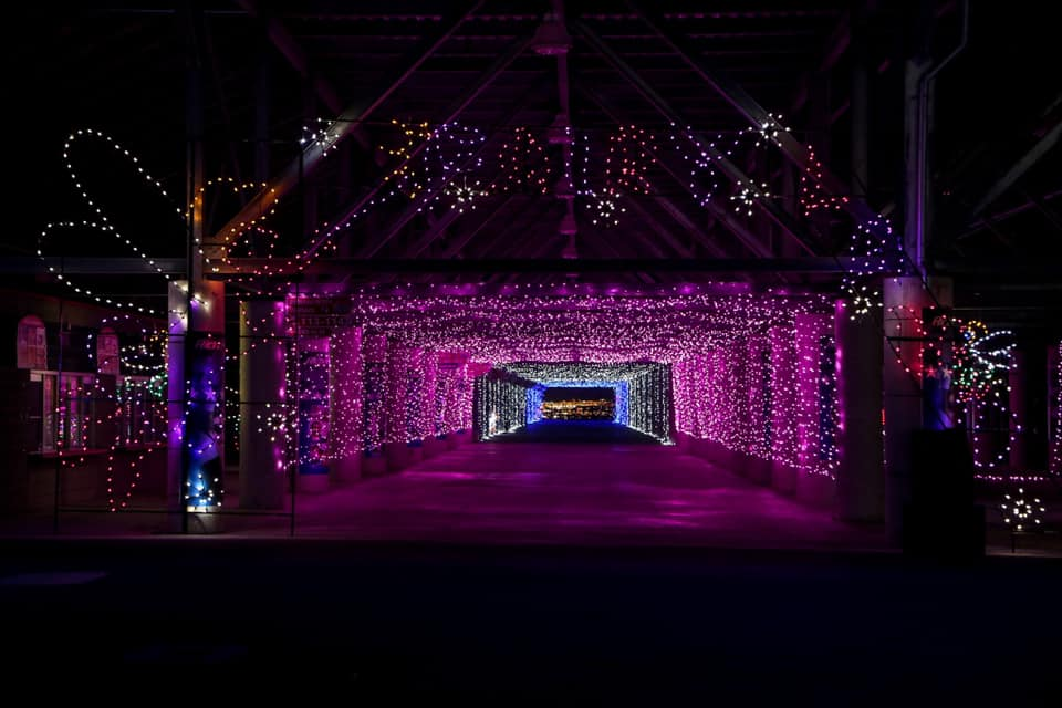 Gifts of Lights at Texas Motor Speedway