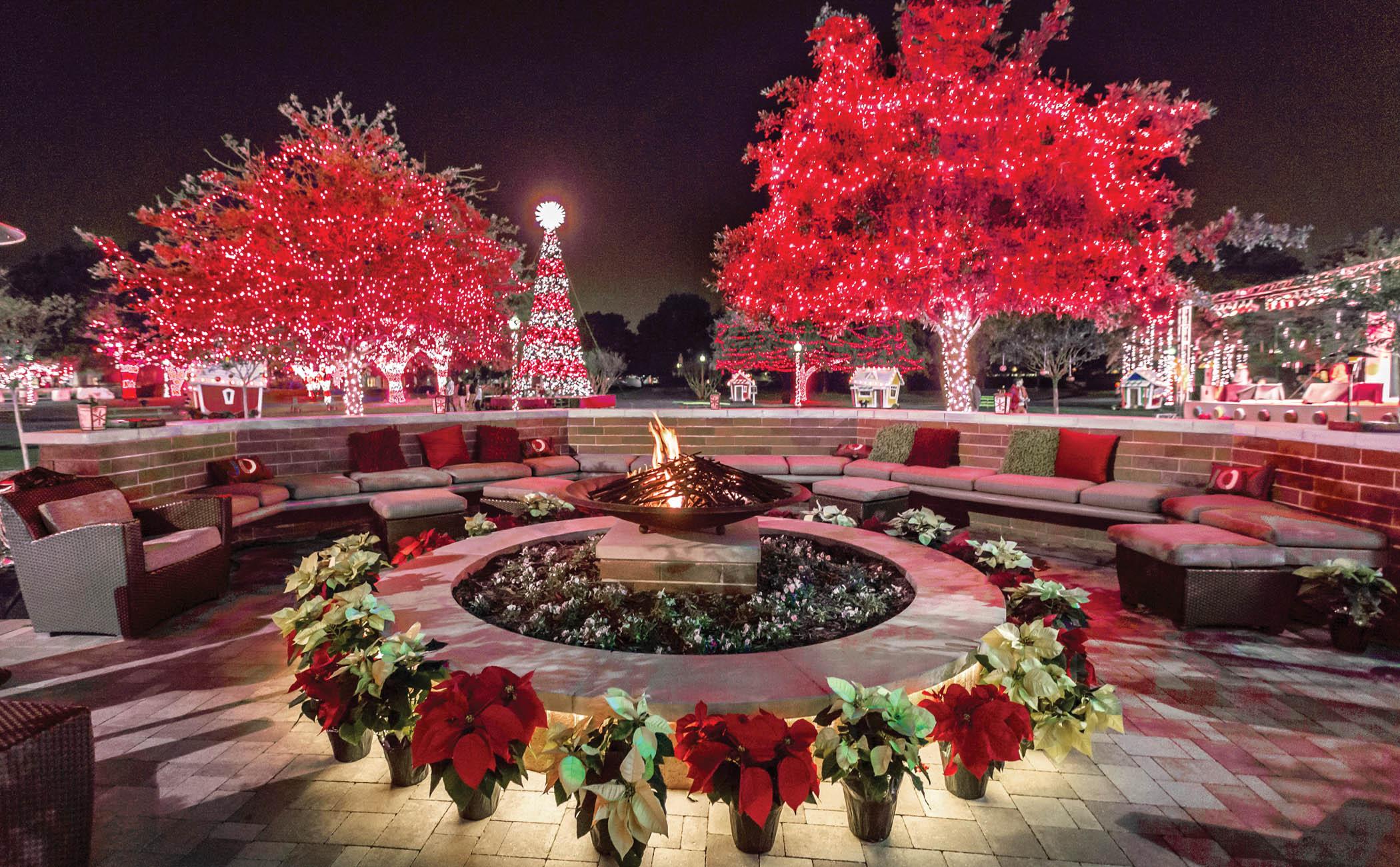 Image result for peppermint park lights