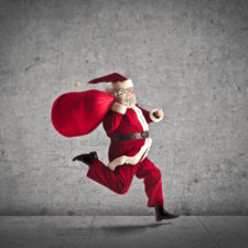 where to see Santa in Dallas Fort Worth