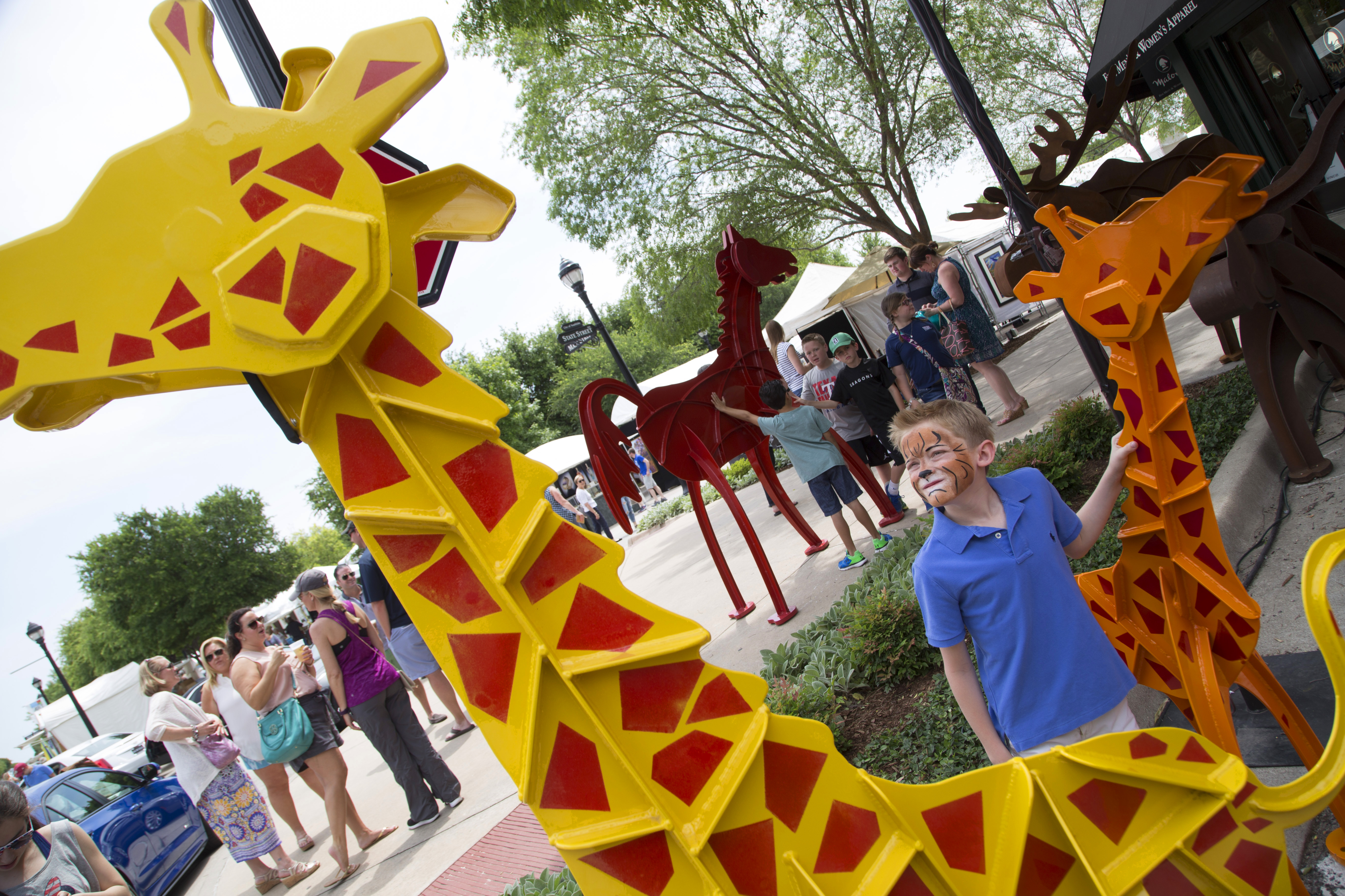 Art in the Square, Southlake