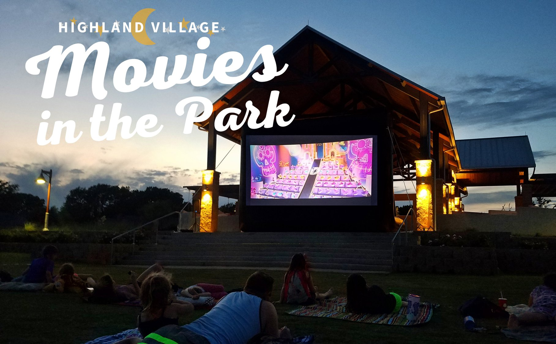 Movies in the Park, Highland Village