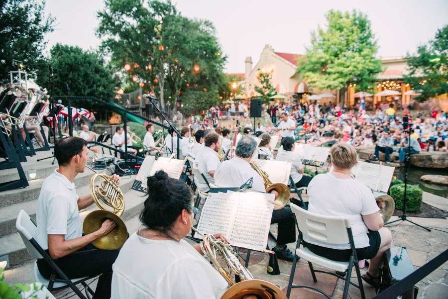 Concerts by the Creek, Watters Creek