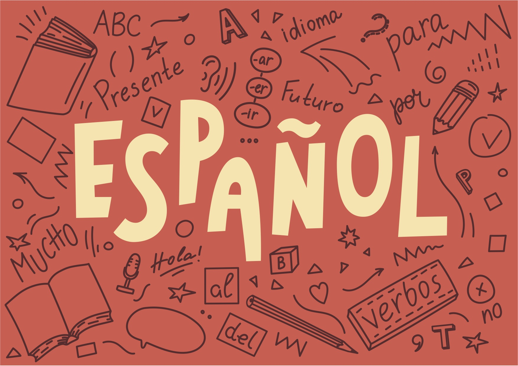 spanish vocabulary and language for kids