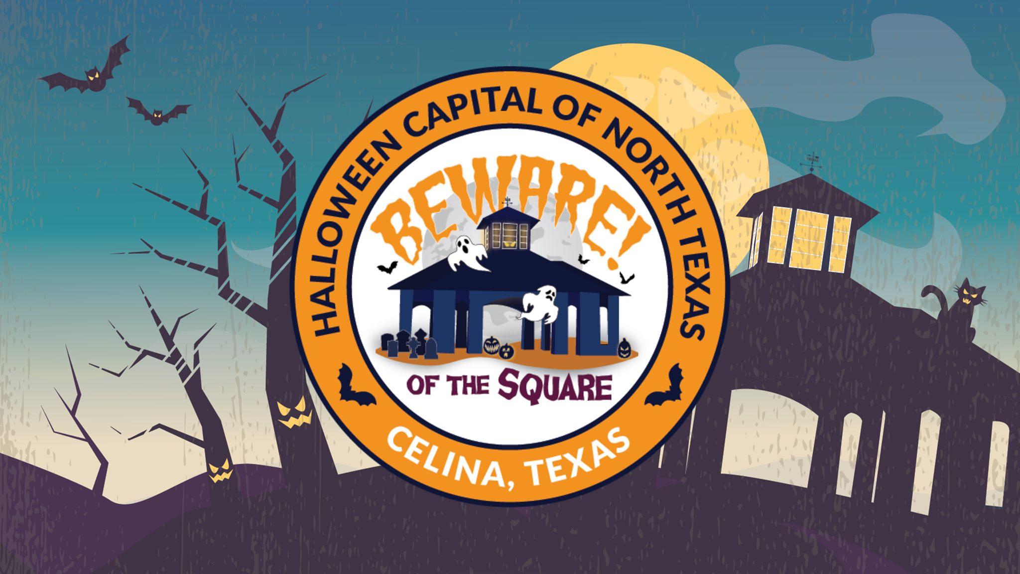 Beware! of the Square in Celina