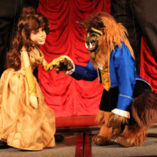 Happily Ever After, Geppetto's Marionette Theater
