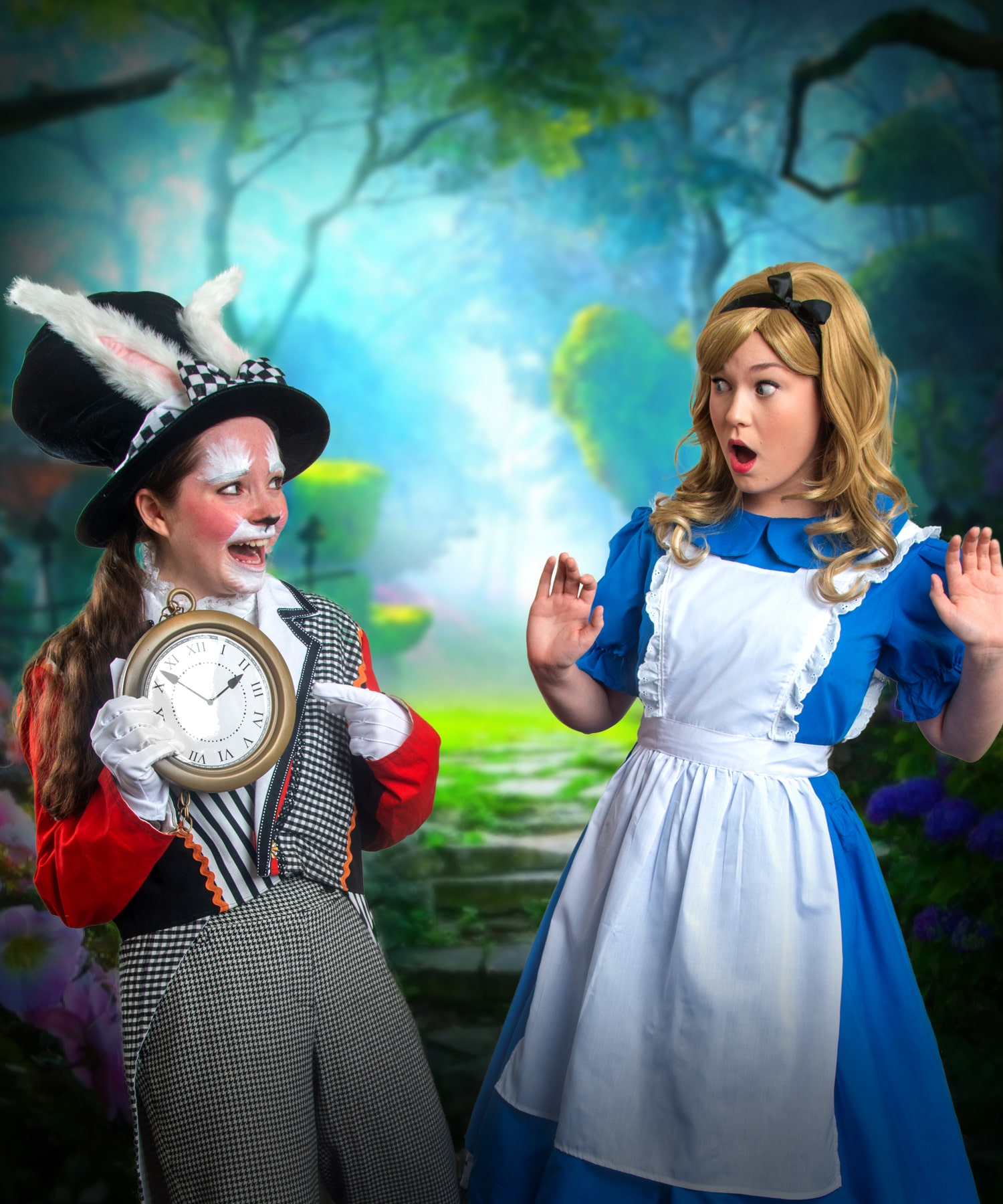 Alice in Wonderland, Jr at the Artisan, Al Smith