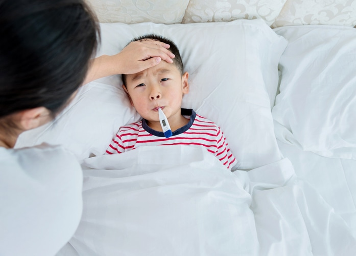5 Common Winter Illnesses in Kids
