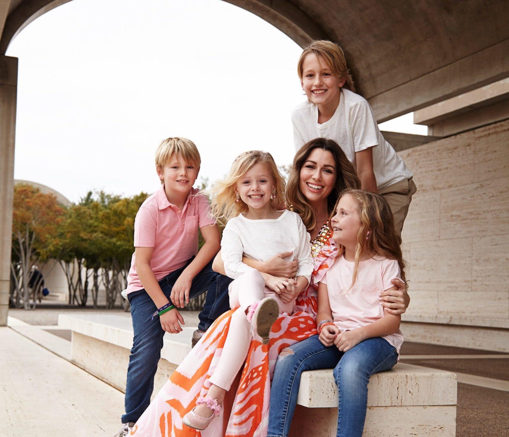 Meet Fort Worth Fashion Designer Sheridan French Dfwchild