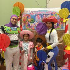 Richland Hills Halloween event