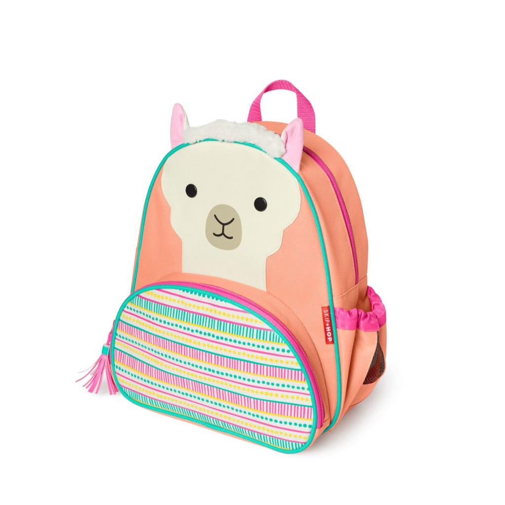 Skip Hop llama backpack