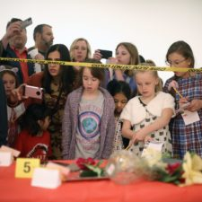 Family Mystery Night: The Case of the Pilfered Prize, Dallas Museum of Art