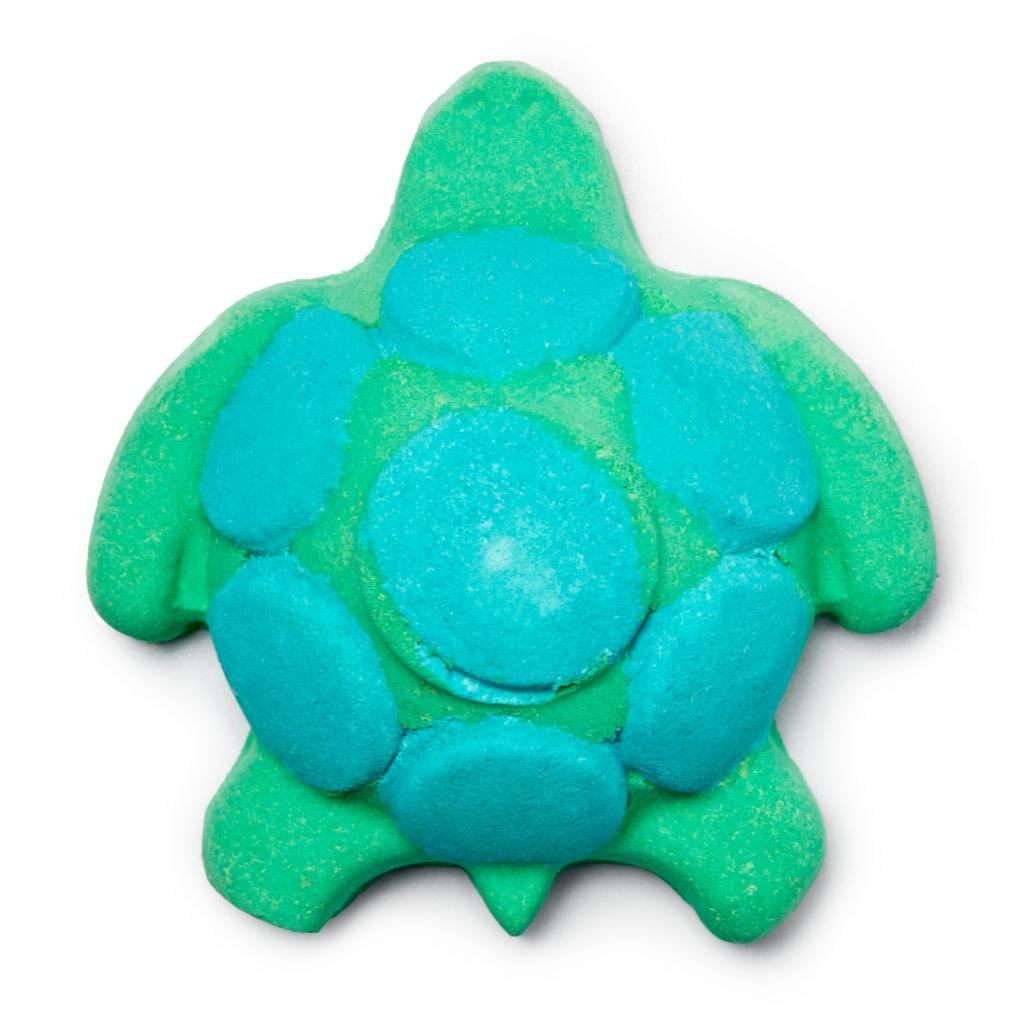 Lush turtle bath bomb