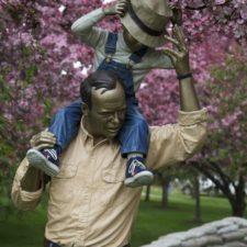 Summer of Sculpture, Dallas Arboretum