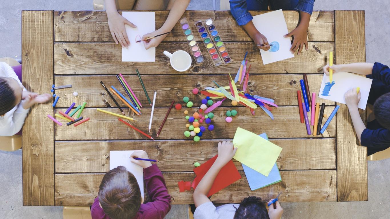 7 Easy At Home Arts Crafts Dfwchild