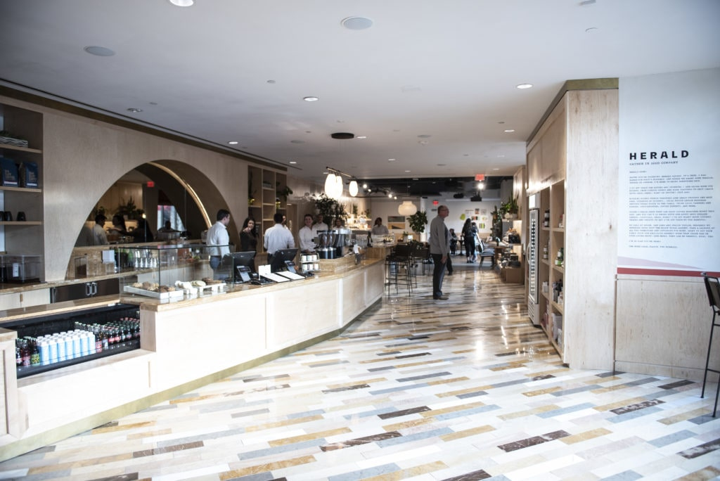 Market by Macys cafe Herald
