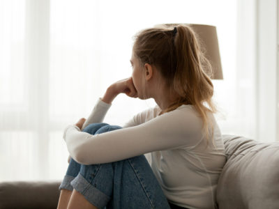 When home isn't safe, child abuse; domestic abuse