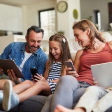 Spring Virtual Family