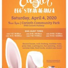 Corinth Easter Eggstravaganza
