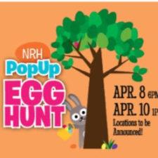 NRH Pop Up Easter Egg Hunts