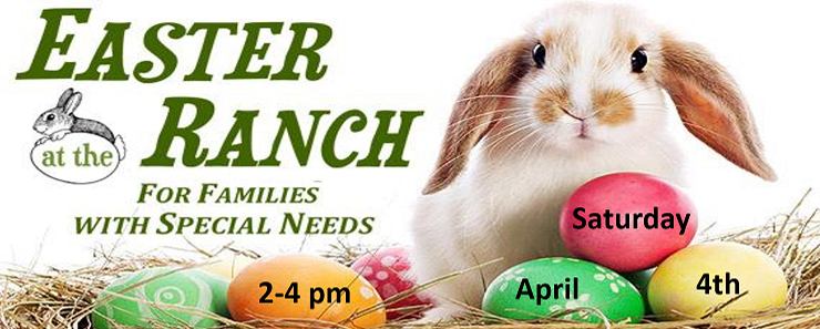 Easter at the Ranch for Families with Special Needs