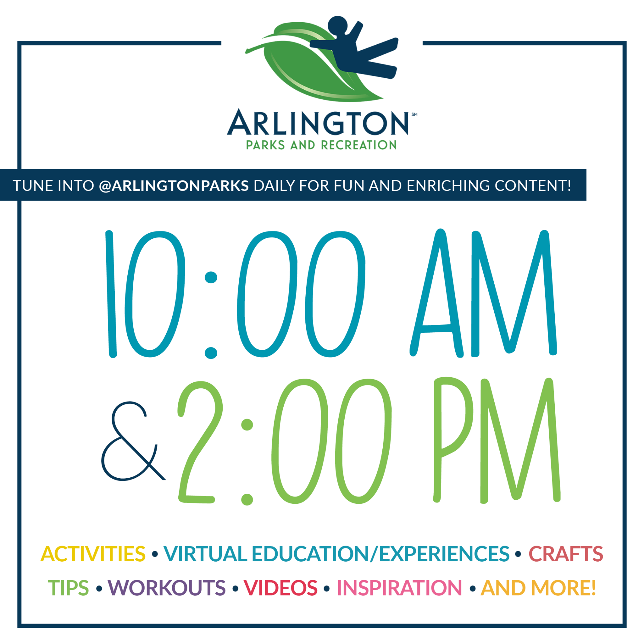 Arlington Parks & Recreation