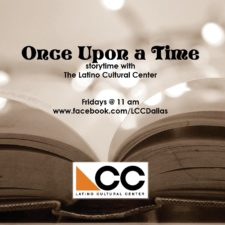 Once Upon a Time Storytime with the Latino Cultural Center