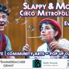 Slappy and Monday's Circo Metropolis Pop-up