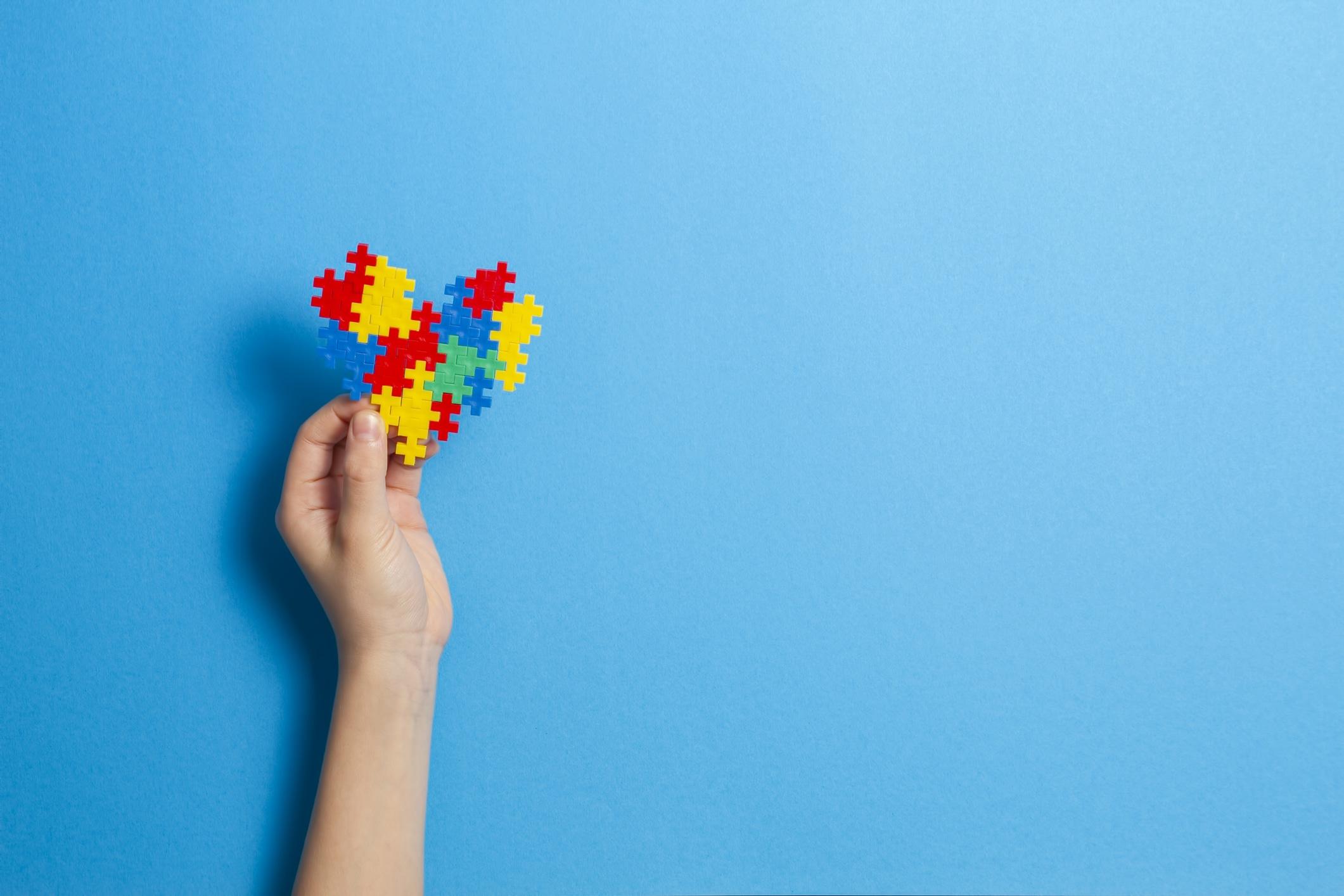 Celebrate autism awareness month during April