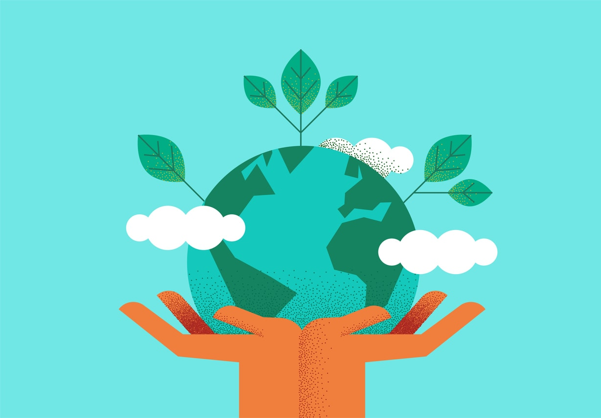 Celebrate Earth Day at home with the kids