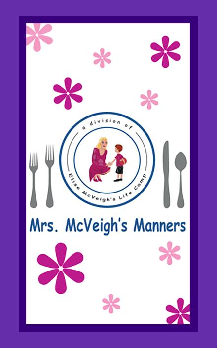 Mrs. McVeigh's Manners Class