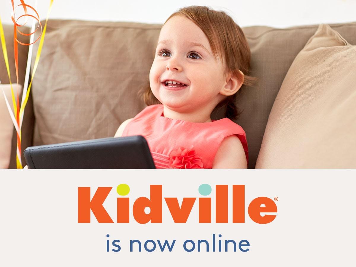 Kidville Playground online