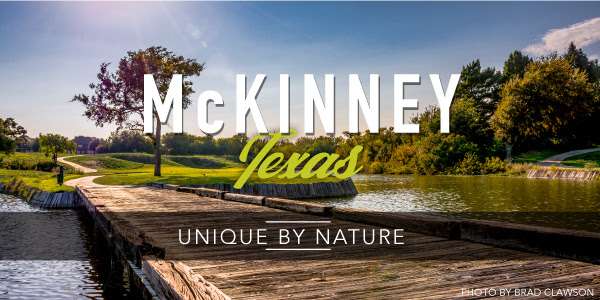 City of McKinney, Unique by Nature exhibit