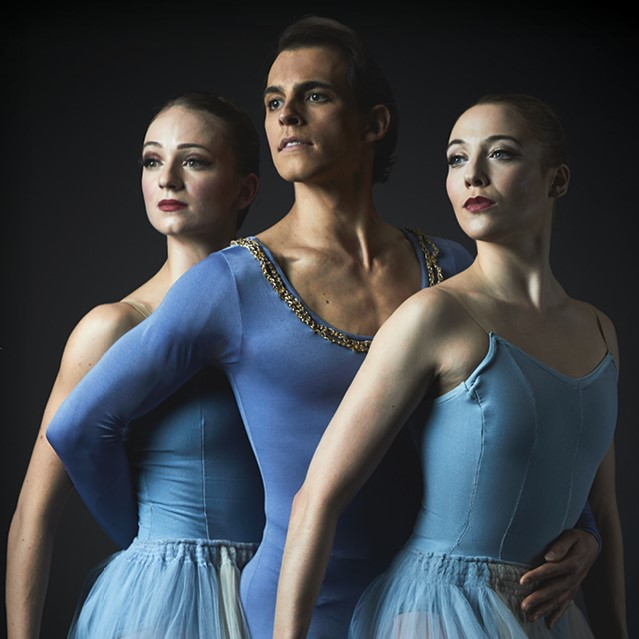 George Balanchine's Serenade, Texas Ballet Theater