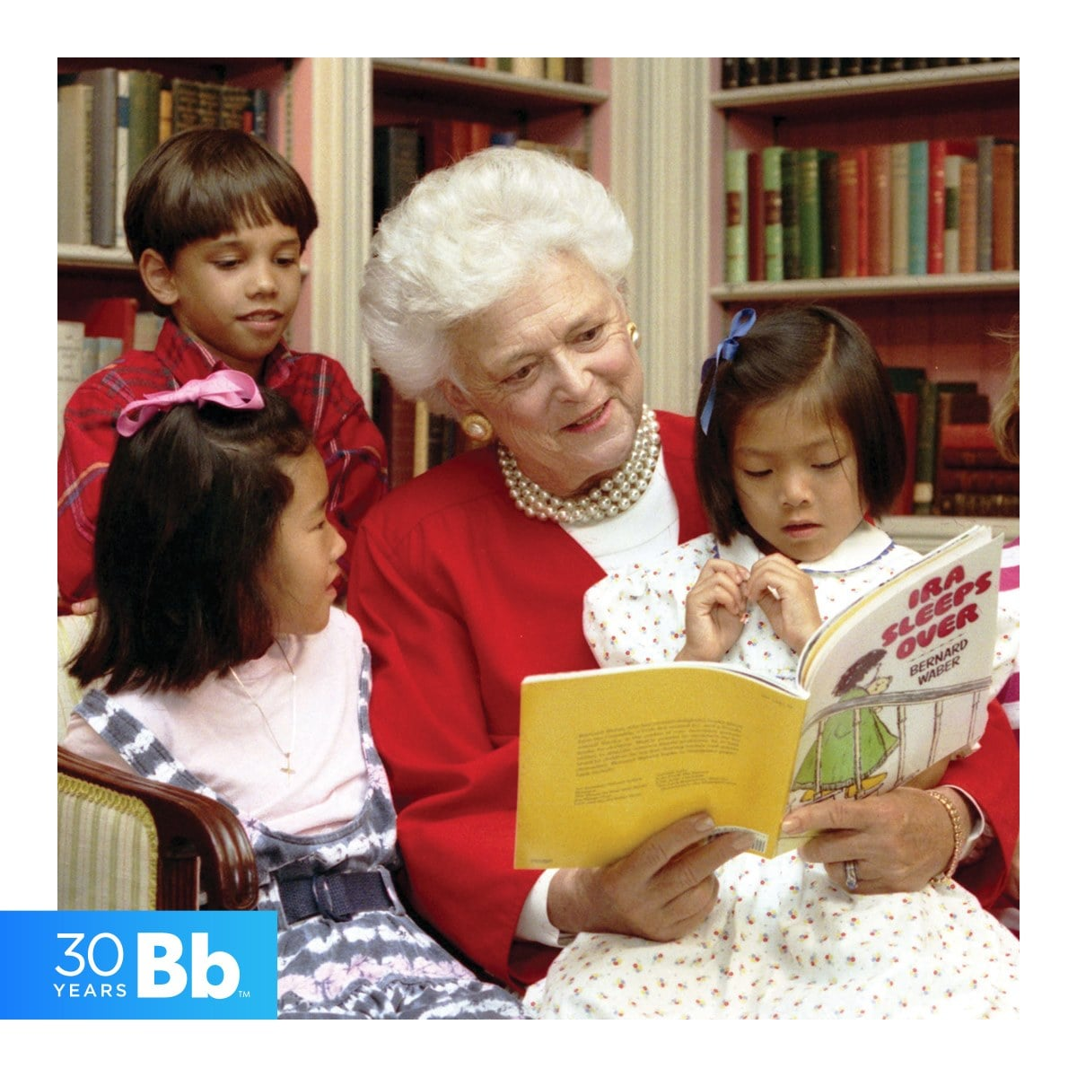 Mrs. Bush's Story Time Podcast