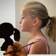 Silhouette Artist Karl Johnson