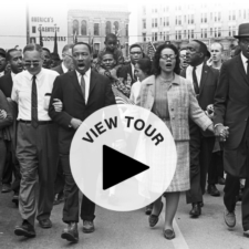 Virtual Tour: The Fight for Civil Rights in the South