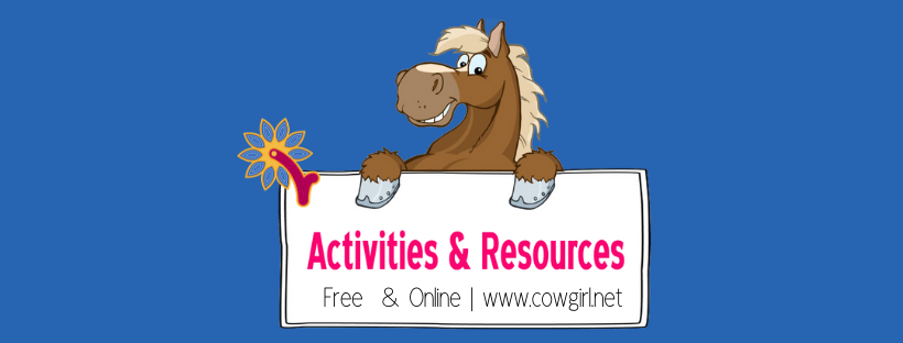 National Cowgirl Museum online activities