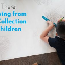 Being There: Drawing from the Collection for Children