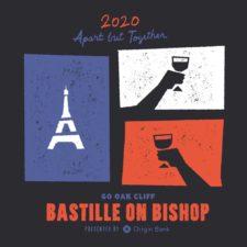 Bastille on Bishop (Apart but Together)