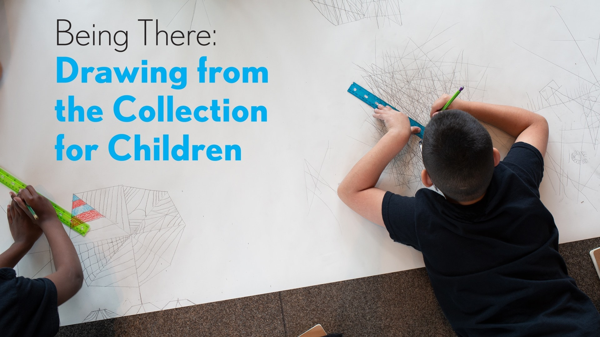 Drawing from the Collection for Children LIVE, The Modern