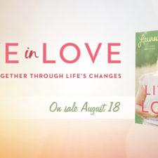 Lauren Akins, Live In Love Book Tour