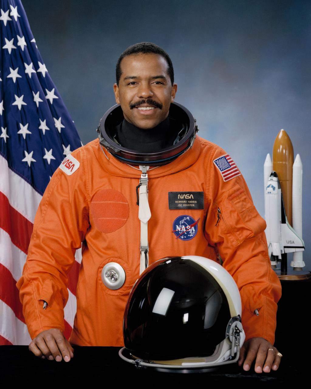 Bernard Harris, astronaut