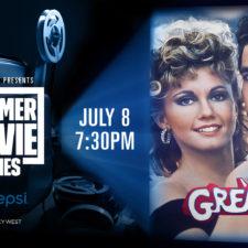 Legacy Hall, Pepsi Summer Movies Series: Grease