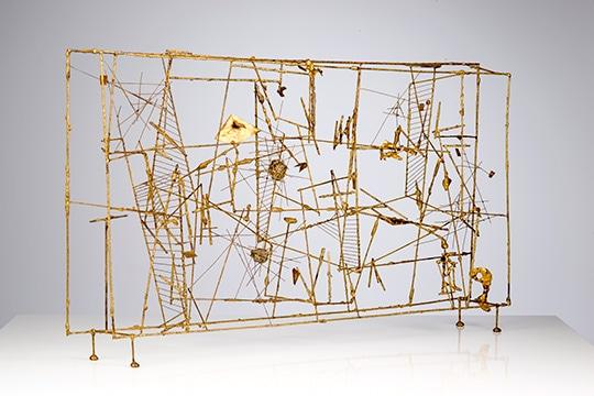 Harry Bertoia Exhibit
