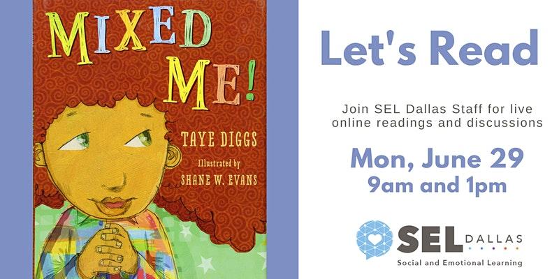 Let's Read: SEL Dallas Book Club