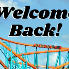 Six Flags Reopening Celebration