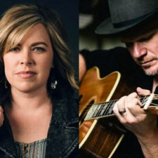 Courtney Patton and Jason Eady